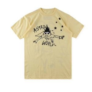 """ASTROWORLD """"Look mom I can Fly"""" Tee"""