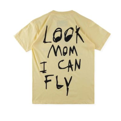 "ASTROWORLD ""Look mom I can Fly"" Tee"