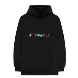 EMBROIDERED ASTROWORLD Hoodie