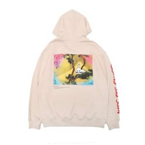 KANYE WEST Kids See Ghosts Hoodie