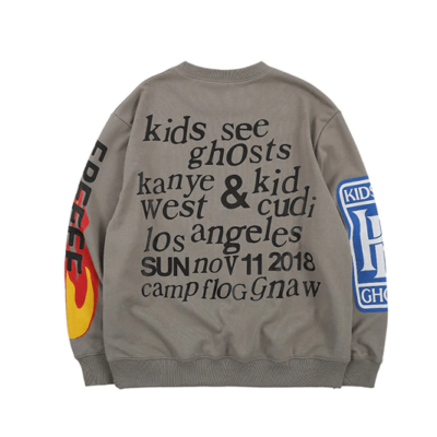Kanye West KIDS SEE GHOSTS Sweatshirt