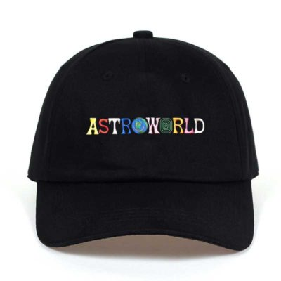 Travis Scott ASTROWORLD Dad Hat
