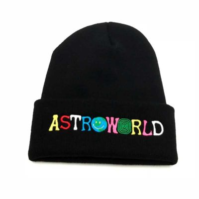 Embroidered ASTROWORLD Beanie