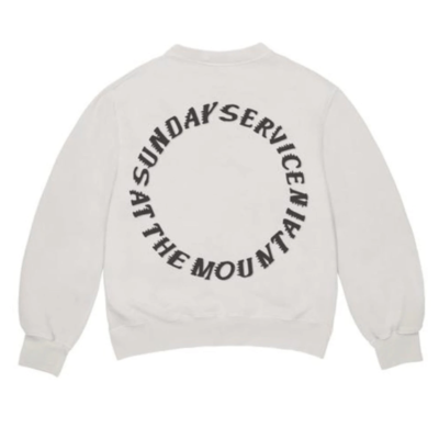 Sunday Service Sweatshirt